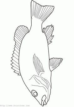 Stencil bass fish google search crafty pinterest for Big fish theory vinyl