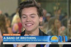Harry on The Today Show, 7-19-17