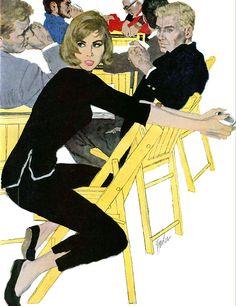 Иллюстратор Джо Боулер (Joe Bowler) - ЖуЖа - очень Женский Журнал
