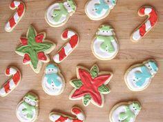 Christmas cookies….