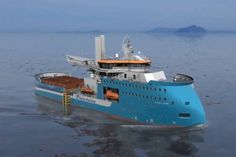 Acta Marine's construction support vessel halfway there