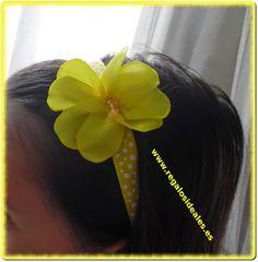 Regalos Ideales: Flores, pinzas, felpas,...flores
