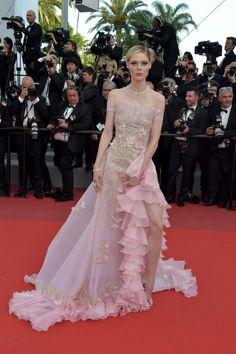 Coco Rocha au Festival de Cannes 2017