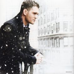 Michael Buble...  it's nice to see a performer these days with class...