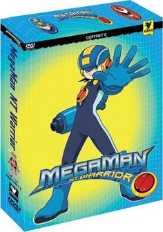 MegaMan: NT Warrior (2002) DVDR NTSC  (52 GB) | Audios: Español Latino, Inglés