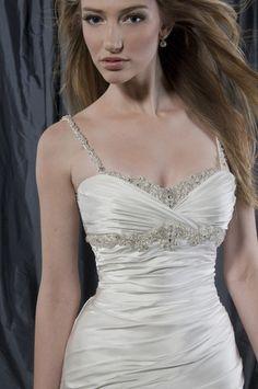 Wedding Gown 4504 – ShopBridal.ca Online Boutiques, One Shoulder Wedding Dress, Wedding Gowns, Fashion, Wedding Dressses, Wedding Dresses, Alon Livne Wedding Dresses, Fashion Styles, Weeding Dresses