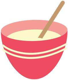 207 best a food clip art images on pinterest clip art rh pinterest com  mixing bowl and wooden spoon clipart