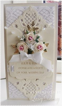 Laney's Place: DL Wedding Card