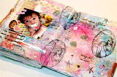 Crea tus propias servilletas decoradas para découpage y otros trabajos de mixedmedia Decoupage, Mixed Media Art, Mix Media, William The Conqueror, March Hare, Videos, Alice, Art Journaling, Cinderella