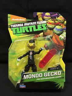 """Splinter TMNT Ninja Turtles Half Shell Heroes 2.5/"""" Mini Figure Playmates Sensei"""