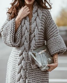 Cute and Beautiful Knitting Sweaters Norwegian Ideas – Chic Outfits, Fashion Outfits, Fashion Ideas, Fashion Styles, Fashion Trends, Barbie Mode, Mode Crochet, Crochet Cardigan Pattern, Knit Cardigan