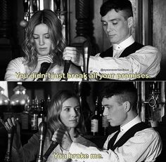 Peaky Blinders Lines Peaky Blinders Poster, Peaky Blinders Series, Peaky Blinders Quotes, Cillian Murphy Peaky Blinders, Tv Quotes, Real Quotes, Movie Quotes, I Love You Quotes, Life Quotes