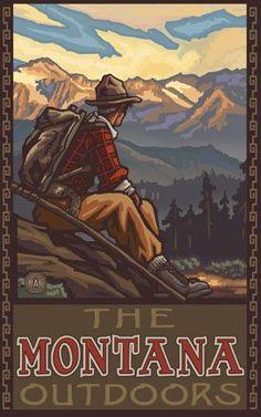 #Montana (Helena) - November 8, 1889 #vintage
