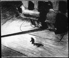 Edward Hopper: Night Shadows