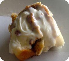sourdough cinnamon roll