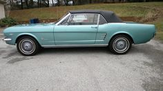 1966 Ford Mustang Convertible presented as Lot T66 at Kissimmee, FL