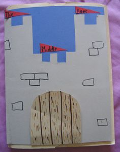Middle Ages Lapbook, using story of the world 2