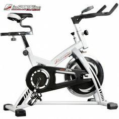 Rower spinningowy Jota InSportLine biały