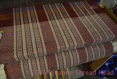 Thread Head: Woven Tea Towels