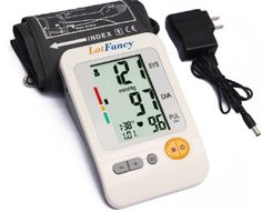 Top 10 Best Blood Pressure Monitors in 2020 Good Blood Pressure, Blood Pressure Remedies, Monitor, Arm, Digital, Arms