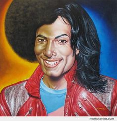 LMAOOO damn.  The black Michael Jackson look more like Jermaine though