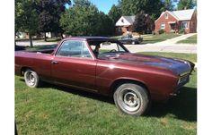 '67 Chevrolet El Camino Original V8 for sale