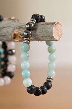 Natural Stones Healing & Aromatherapy by BreatheTheJourney on Etsy
