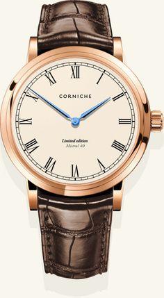 The Mistral 40 | Corniche Watches
