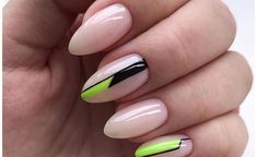 Are you curious about the nail shape that best suits your hand? Then this article is just for you. You can find most suitable nail shape for your hand . Storing Nail Polish, Colorful Nail, Nail Polish Bottles, Oval Nails, Hand Type, Shape Of You, Nail Trends, Fun Nails, You Nailed It