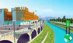 Gestión y planificación de ríos urbanos como corredores verdes