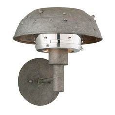Troy Lighting Idlewild LED Wall Sconce - Aviation Gray and Vintage Aluminum Finish with Frosted Safety Glass Lens Outdoor Barn Lighting, Troy Lighting, Outdoor Sconces, Outdoor Wall Lantern, Exterior Lighting, Modern Lighting, Wall Sconce Lighting, Wall Sconces, Wall Fixtures