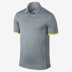Nike Modern Tech Ultra Men's Golf Polo Shirt