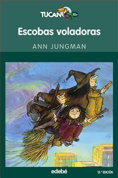 Joe, Lucy y Jackie encuentran a dos brujas dormidas en el cobertizo de la escuela. Cuando se enteran de que esas brujas quieren ser personas normales, les ayudan a montar su servicio a domicilio con las escobas voladoras.