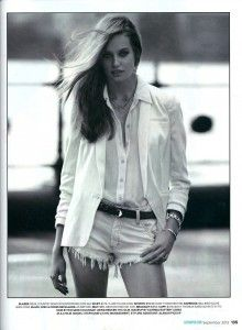 Country Road blazer - As seen in Cosmopolitan