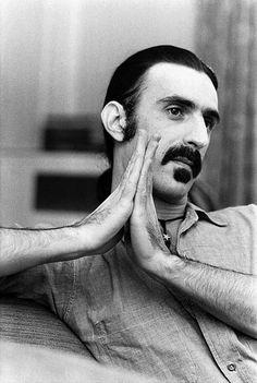 Frank Zappa, 1978.