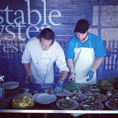 Whitstable Oyster Festival 2012. Photo by emailyaturner