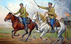 ARMATA ROSSA -1941 Cavalleria dell'Armata Rossa - Zvezda