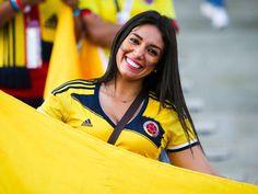 Las bellezas de la Copa América Centenario