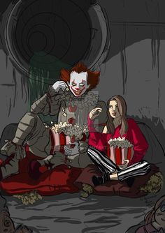 Pennywise party by Spizzina00.deviantart.com on @DeviantArt