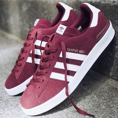 adidas Skateboarding Reinterprets a Classic SilhouetteWith the Campus ADV Dress With Sneakers, Slip On Sneakers, White Sneakers, Sneakers Fashion, Adidas Sneakers, Shoes Sneakers, Adidas Shoes Women, Shoes Men, Adidas Campus
