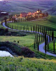 Tuscany, İtaly.