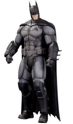 New Arkham Origins Batman Figure