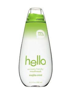 Hello Mouthwash (mojito mint)