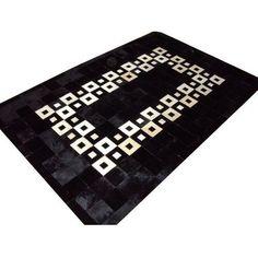 Кожаный ковер из шкур Leighton #carpet #carpets #rugs #rug #interior #designer #ковер #ковры #коврыизшкур #шкуры #дизайн #marqis