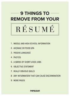 best fonts and proper font size for resumes pinterest resume