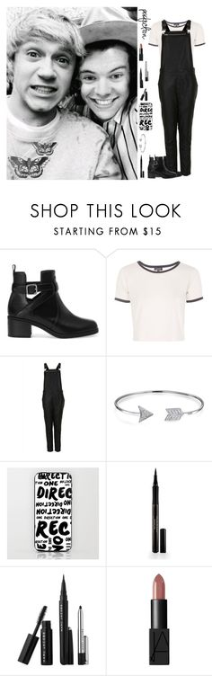 """""""Cute day with Niall and Harry"""" by dreamofjess ❤ liked on Polyvore featuring moda, Pull&Bear, Topshop, Bling Jewelry, Elizabeth Arden, Marc Jacobs y NARS Cosmetics"""