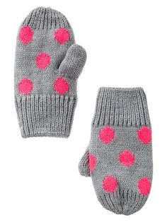 dot mittens....for you Jacque Lawless :)