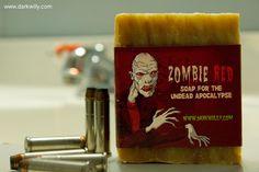 Dark Willy's Artisan Soaps | Phantasmic Carnival Midway Merchandise