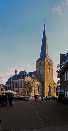 Church of Pancratius, Haaksbergen, Twente,  the Netherlands (by: harry eppink)