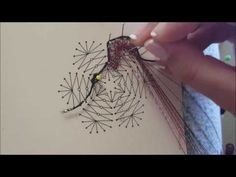 Colgante de Aurora Ramos nº1 ,ejecución - YouTube Bobbin Lacemaking, Lace Heart, Lace Jewelry, Aurora, Crafty Craft, Textile Art, Lace Detail, Fiber Art, Arts And Crafts